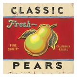 Classic Pears