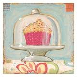 One Sprinkle Cupcake