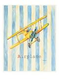Y a-t-il un pilote dans l'avion Reproduction d'art par Catherine Richards