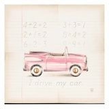 Pink Car