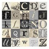 Designing Alphabet