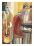 Cultural Trio 2 Reproduction d'art par Norman Wyatt Jr.