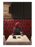 A Chance Encounter 1 Reproduction d'art par Myles Sullivan