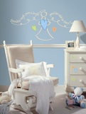 Guardian Angel-Boy Peel & Stick Giant Wall Decal