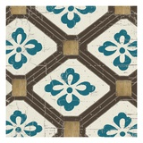 Turquoise Tile 1