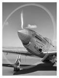 Spinning propeller