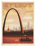 St Louis Gateway to the West