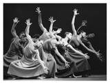 Alvin Ailey American Dance Theater Performers Reproduction d'art