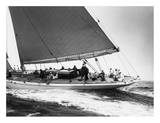 Yankee Cruising on East Coast  1936