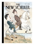 The New Yorker Cover - October 1  2012