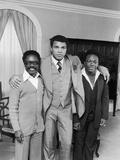 Muhammad Ali  October 21  1977