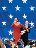 Patti Labelle  Super Bowl Xxxvi  New Orleans  La on February 3  2002