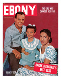 Ebony March 1956