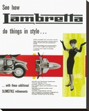 Lambretta Do Things in Style