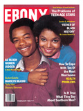 Ebony February 1983