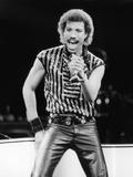 Lionel Richie  Performing  1986