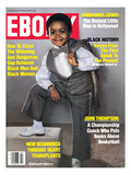 Ebony February 1985