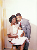 Sarah Vaughan and Family  1961
