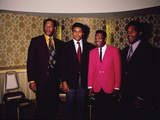 Muhammad Ali and Famous Athletes  January 1971