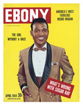 Ebony April 1954