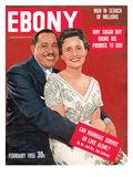 Ebony February 1955