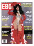 Ebony July 1992