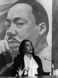 Coretta Scott King  March 24  1978