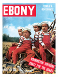 Ebony August 1950