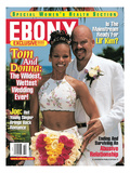 Ebony October 2000