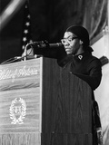 Poet Gwendolyn Brooks  Black Academy of Arts and Letters  September 1971