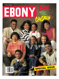Ebony August 1988