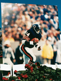 Walter Payton  Memorial Held at Soldier Field Stadium  1999