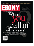 Ebony July 2007