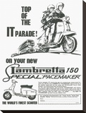 Lambretta Top of the IT Parade