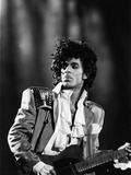 Prince  Concert Performance  1984 Photo
