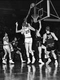 Wilt Chamberlain  Kansas University Jayhawks  1957