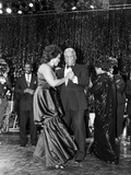 Harold Washington and Gladys Knight Dance    New Regal Theater in Chicago  1987