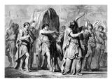 David Bringing the Ark from Kirjath - Jearim