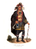 Okeemakeequid  a Chippeway Chief