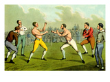 Bare-Knuckle Boxing
