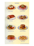 Mrs Beeton's Cookery Book - Cold Entrees