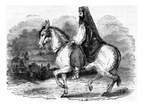 Biblical Times - a Jewish Judge Riding an Ass