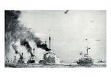The Surrender of the German Fleet