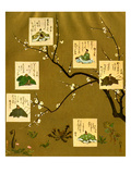 Six Poets of the Nara and Heian Periods  Japan