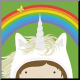 Peek-a-Boo Heroes: Unicorn