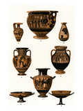 The Development of Greek Pottery