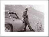James Bond: Aston Martin Reproduction montée