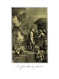 Shadrach  Meshach and Abednego Survive the Fire