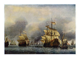 Naval Battle of June 1666