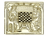 'The Game and Playe of the Chesse'